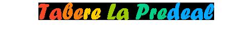 Tabere La Predeal